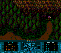 Dungeon Explorer II (PCCD)  © Hudson 1993   2/6