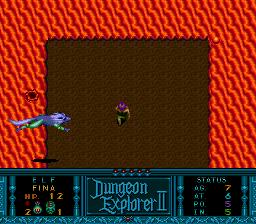 Dungeon Explorer II (PCCD)  © Hudson 1993   3/6