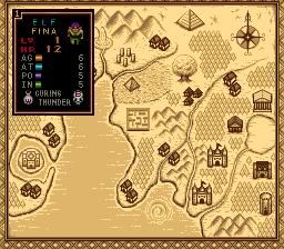 Dungeon Explorer II (PCCD)  © Hudson 1993   4/6