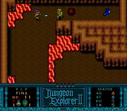 Dungeon Explorer II (PCCD)  © Hudson 1993   5/6