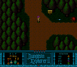 Dungeon Explorer II (PCCD)  © Hudson 1993   6/6