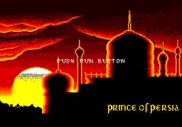 Prince Of Persia (PCCD)  ©  1991   1/5