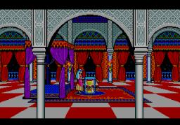 Prince Of Persia (PCCD)  ©  1991   3/5