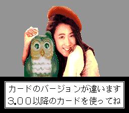 Sexy Idol Mahjong Fashion Monogatari (PCCD)  © Nichibutsu 1994   4/4