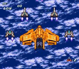 Soldier Blade (PCE)  © Hudson 1992   3/3