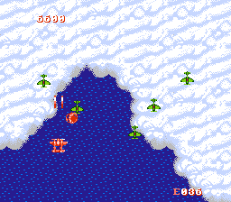 1943: The Battle Of Midway (NES)   © Capcom 1988    3/3