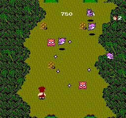 The Adventures Of Dino Riki (NES)  © Hudson 1987   3/3