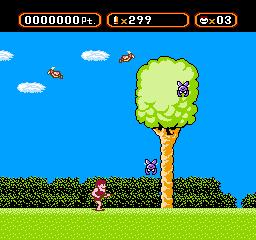 Amagon (NES)  © American Sammy 1988   2/3