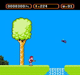 Amagon (NES)  © American Sammy 1988   3/3
