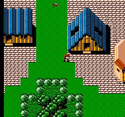 Faria: A World Of Mystery & Danger (NES)  © Nexoft 1989   2/3