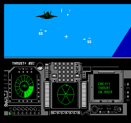 Flight Of The Intruder (NES)   © Activision 1991    3/3