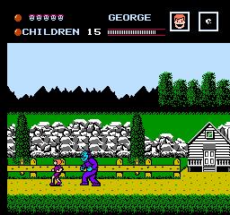 Friday The 13th (1989) (NES)  © LJN 1989   3/3