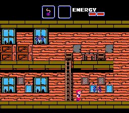 The Goonies II (NES)  © Konami 1987   2/3