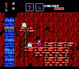 The Goonies II (NES)  © Konami 1987   3/3
