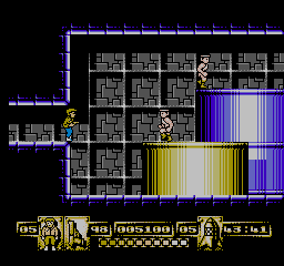 James Bond Jr. (NES)  © THQ 1992   3/3