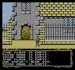 Magician (NES)  © Taxan 1991   3/3