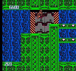 Metal Storm (NES)  © Irem 1991   3/3