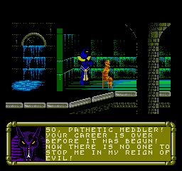 Nightshade (1992) (NES)  © Ultra Games 1992   2/3