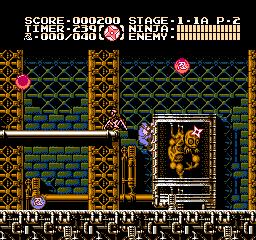 Ninja Gaiden III: The Ancient Ship Of Doom (NES)  © Tecmo 1991   3/3
