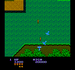 Flying Shark (NES)   © Taito 1989    2/3