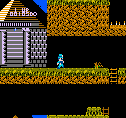 Super Pitfall (NES)  © Activision 1986   2/3