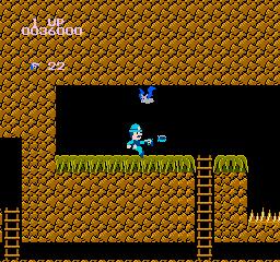 Super Pitfall (NES)  © Activision 1986   3/3