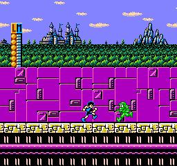 Totally Rad (NES)  © Jaleco 1990   2/3