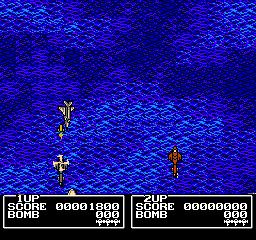 Twin Eagle (NES)  © Romstar 1989   2/3