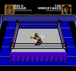 WWF Wrestlemania Steel Cage Challenge (NES)  © Acclaim 1992   3/3