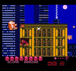 Zombie Nation (NES)  © Meldac 1990   2/3