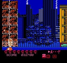 Zombie Nation (NES)  © Meldac 1990   3/3