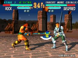 Soul Edge (ARC)  © Namco 1996   3/5
