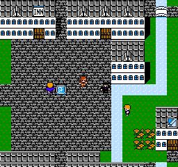 Final Fantasy II (NES)  © Square 1988   2/3
