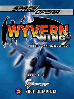 Wyvern Wings (ARC)  © SemiCom 2001   1/3