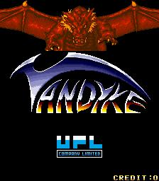 Vandyke (ARC)  © UPL 1990   1/7