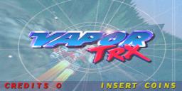 Vapor TRX (ARC)  © Atari Games 1998   1/3