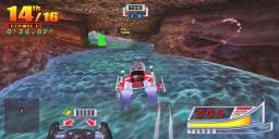 Vapor TRX (ARC)  © Atari Games 1998   3/3