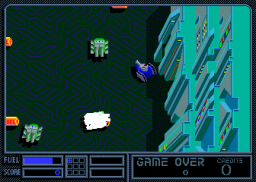 Vindicators (ARC)  © Atari Games 1988   3/4