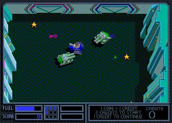 Vindicators (ARC)  © Atari Games 1988   4/4