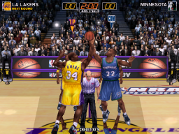 Virtua NBA (ARC)   © Sega 2000    3/3