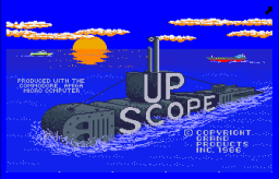Up Scope (ARC)   © Grand Products 1986    1/3