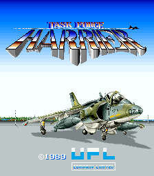 Task Force Harrier (ARC)   © UPL 1989    1/4