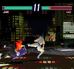 Tekken 2 (ARC)  © Namco 1995   1/1