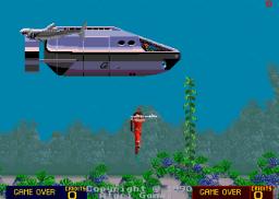 ThunderJaws (ARC)  © Atari Games 1990   2/4