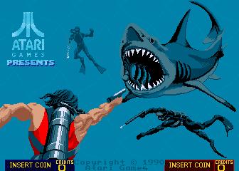 ThunderJaws (ARC)  © Atari Games 1990   4/4
