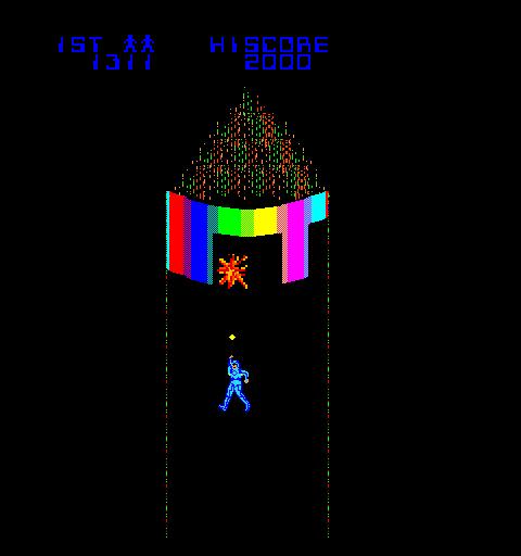 Tron  © Bally Midway 1982  (ARC)   3/5