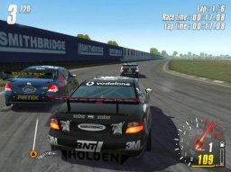 TOCA Race Driver 2 (XBX)  © Codemasters 2004   3/7