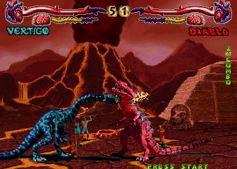 Primal Rage (ARC)  © Atari Games 1994   4/6