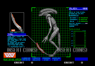 Alien 3: The Gun  © Sega 1993  (ARC)   3/5