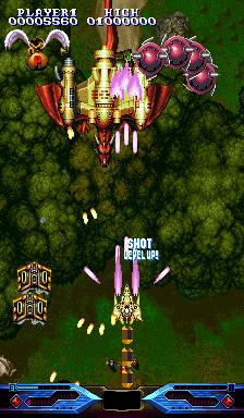 Dimahoo (ARC)  © Capcom 2000   3/7